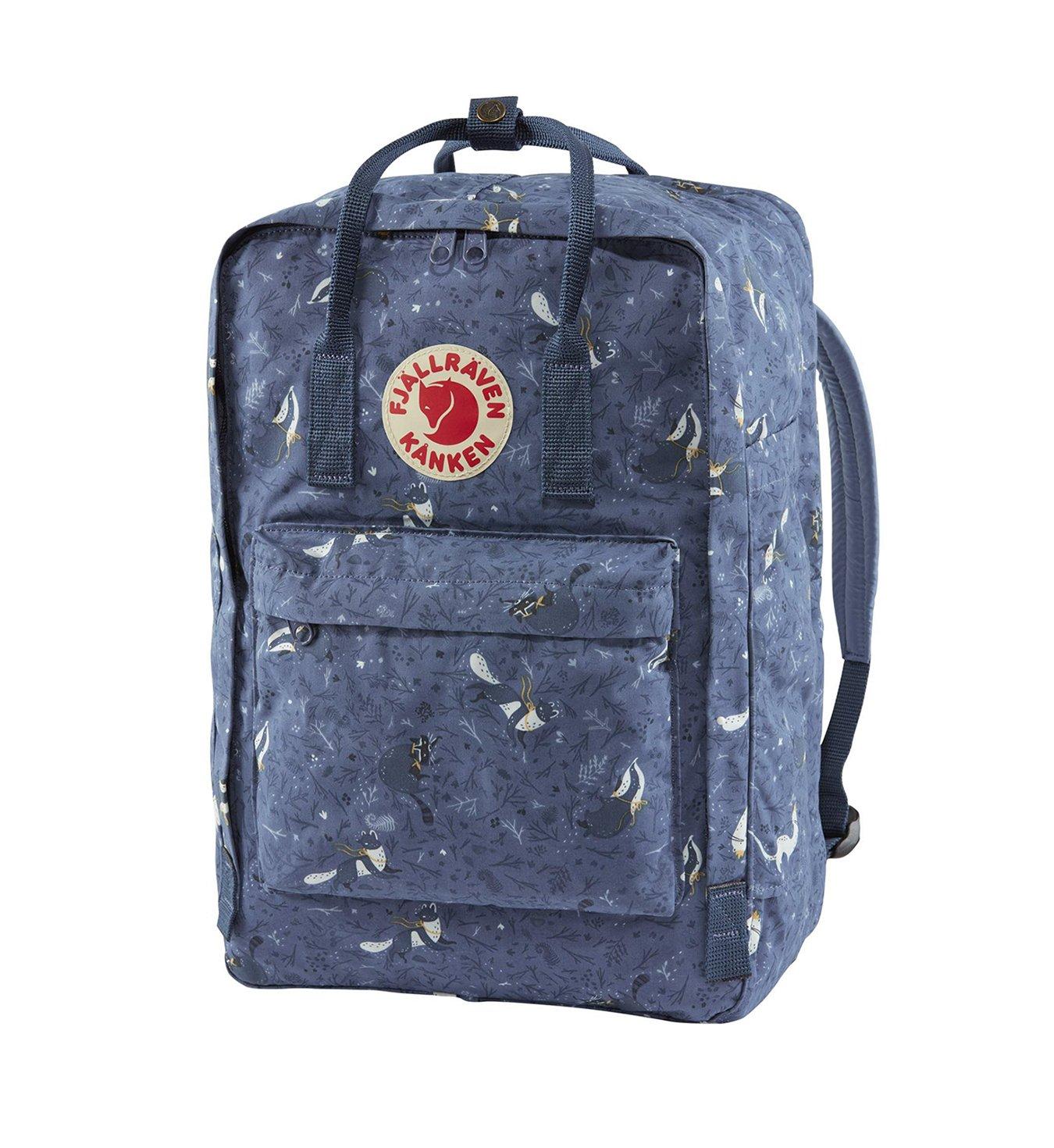 318abd6108eb1 Fjallraven Kanken Art Laptop 17 Blue Fable | MARKI \ FJALLRAVEN ...