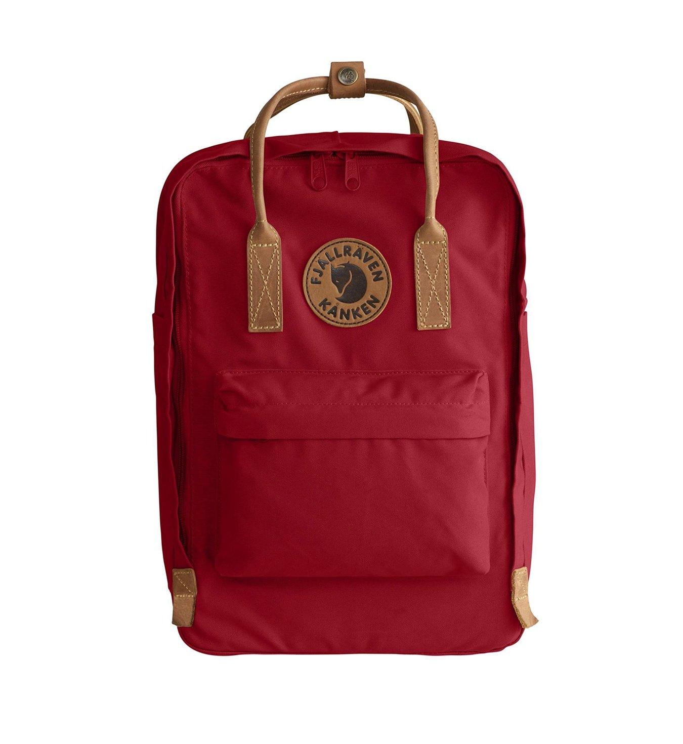 uważaj na szczegółowe zdjęcia niska cena Fjallraven Kanken No. 2 Laptop 15 Deep Red
