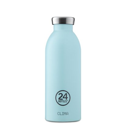 24 Bottles Clima Bottle Cloud Blue 0.5