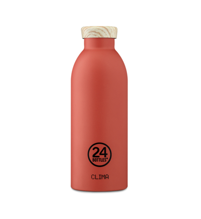 24 Bottles Clima Bottle Pachino Wooden 0.5
