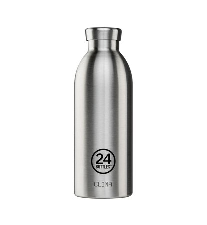 24 Bottles Clima Bottle Steel 0.5