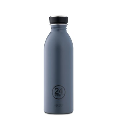 24 Bottles Urban Bottle Formal Grey 0.5