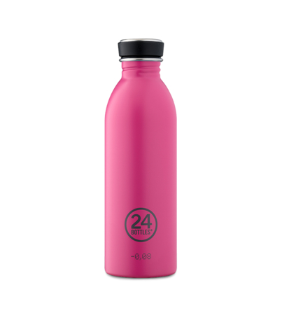 24 Bottles Urban Bottle Passion Pink 0.5
