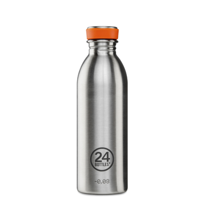 24 Bottles Urban Bottle Steel 0.5