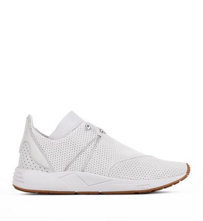 Arkk Copenhagen Eaglezero Suede S-E15 Light Grey Gum Damskie