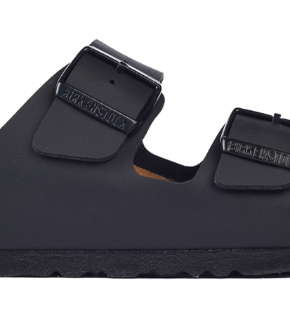 Birkenstock Arizona Birkoflor Regular Fit Black