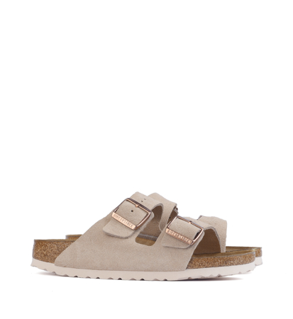 Birkenstock Arizona Nude Narrow