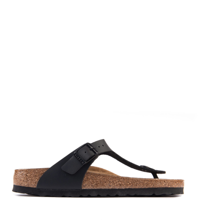 Birkenstock Gizeh Black Narrow