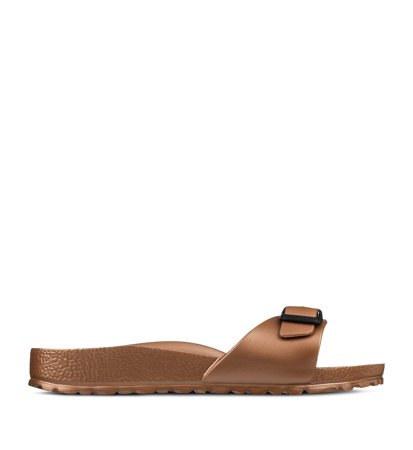 Birkenstock Madrid EVA Metallic Copper Narrow