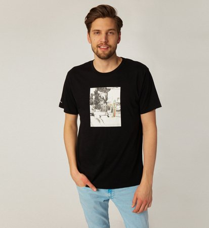 Brixton Cart S/S Tee Black