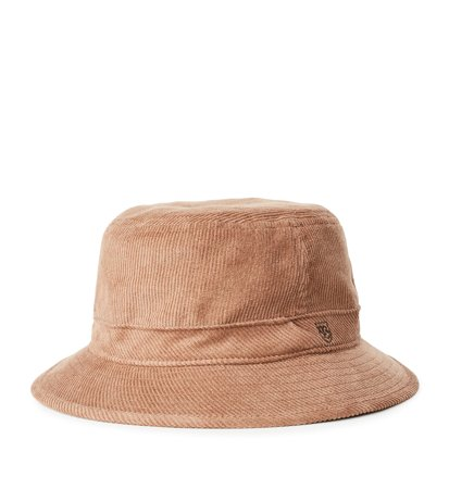 Brixton Shield Bucket Hat Hide