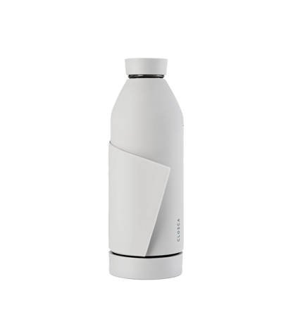Butelka Closca Bottle White/Nude 420ml