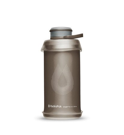 Butelka HydraPak Stash Bottle 0.75 L Mammoth Grey