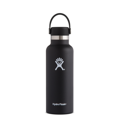 Butelka Termiczna Hydro Flask Standard Mouth 532ml Black