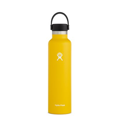 Butelka Termiczna Hydro Flask Standard Mouth Flex Cap 709ml Sunflower