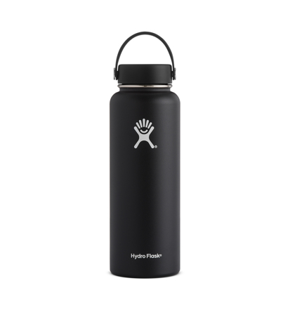 Butelka Termiczna Hydro Flask Wide Mouth 1180ml Black