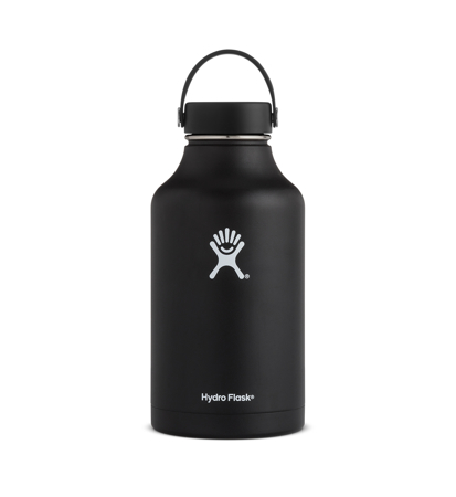 Butelka Termiczna Hydro Flask Wide Mouth 1900ml Black