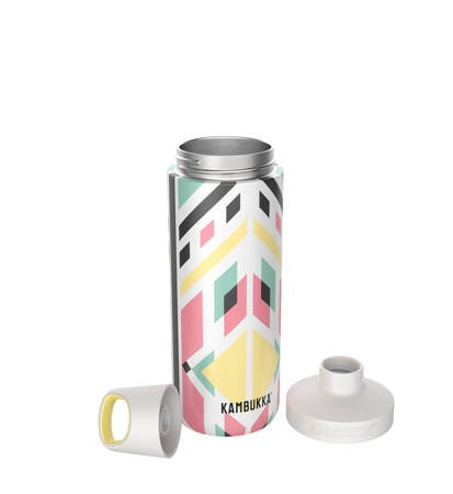 Butelka termiczna Kambukka Reno Insulated 500ml Tribal Shibori