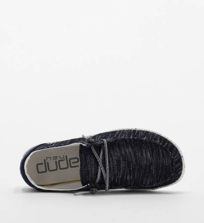 Buty Damskie Hey Dude Wendy Sox Navy