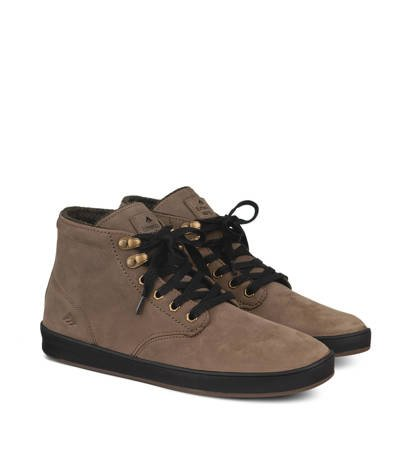 Buty Męskie Emerica Romero Laced High Brown Gold Black