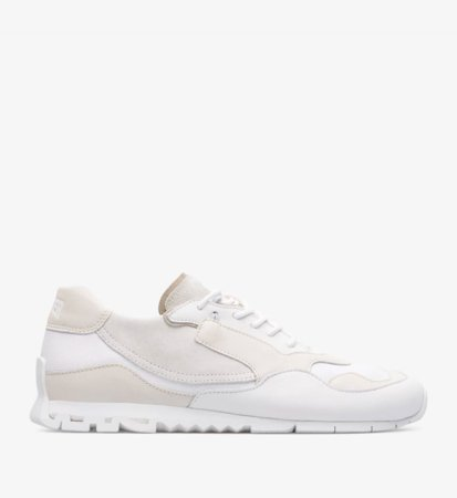 Camper Nothing Cream/White Damskie