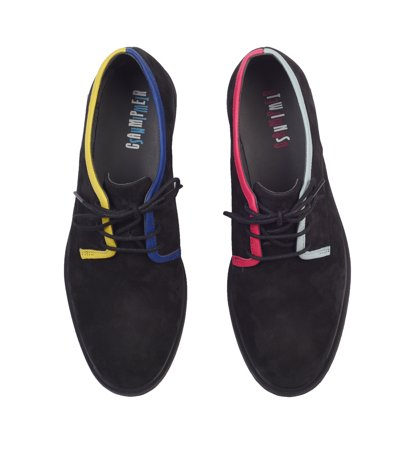 Camper Twins Black Multicolor