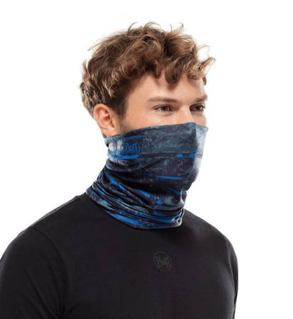 Chusta Buff Coolnet UV+ Insect Shield Strayblue