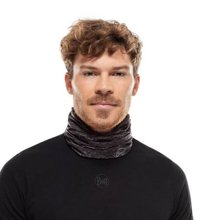 Chusta Buff Coolnet UV+ Neckwear Graphite Heather