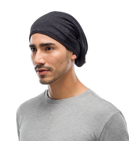 Chusta Buff Lightweight Wool Tolui Black