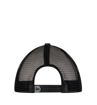 Czapka Buff Trucker Cap Apex Black