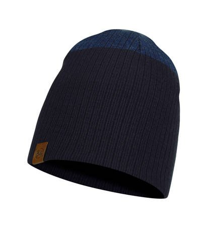Czapka zimowa Buff Knitted Hat New Dima Night Blue