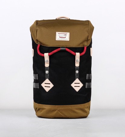Doughnut Colorado Black X Khaki