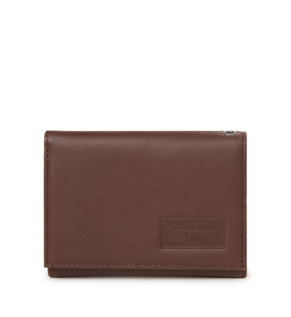 Eastpak Crew Chestnut Leather