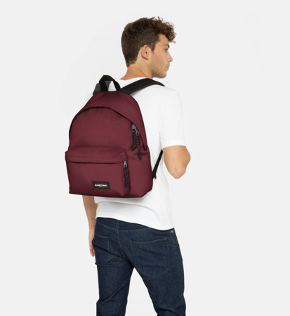 "Eastpak Padded Pak""R Crafty Wine"