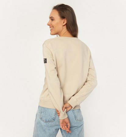 Ecoalf Belen Pach Sweater Woman Sand