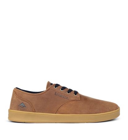 Emerica The Romero Laced Brown Black Tan