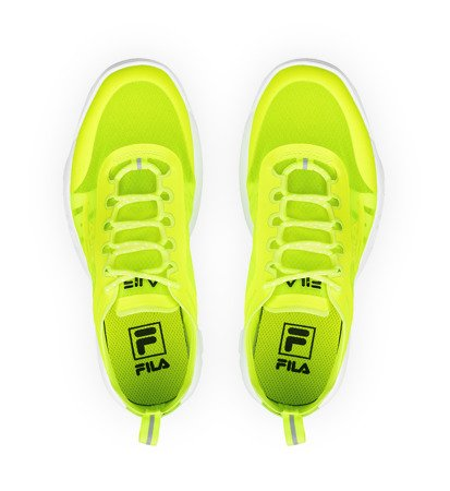 Fila Disruptor Run Neon Lime Damskie