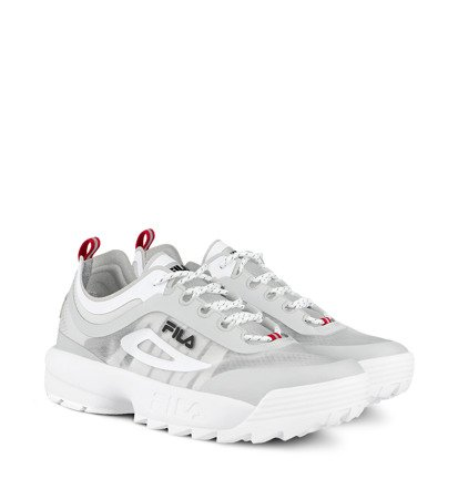 Fila Disruptor Run White Damskie