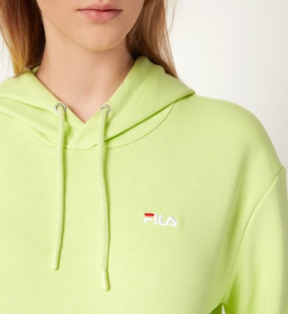 Fila Women Ebba Hoody Sharp Green