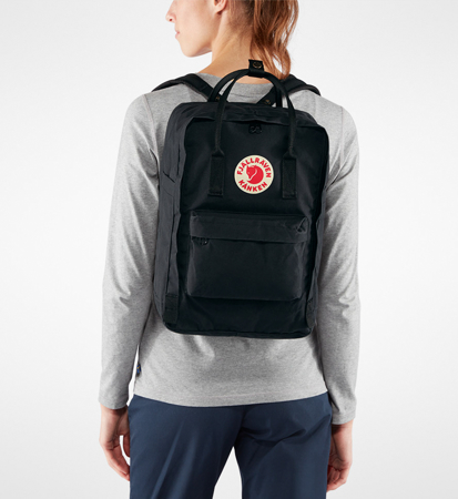 Fjallraven Kanken Art Laptop 15 Green Fable