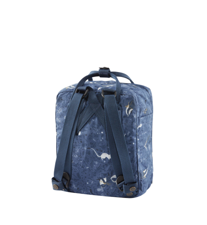 Fjallraven Kanken Art Mini Blue Fable