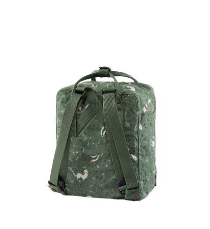 Fjallraven Kanken Art. Mini Green Fable