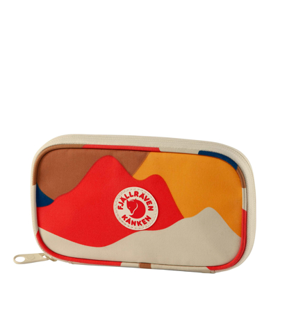 Fjallraven Kanken Art Travel Wallet Spring Landscape
