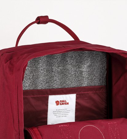Fjallraven Kanken Laptop 13 Ox Red