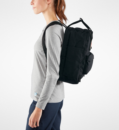 Fjallraven Kanken Laptop 13 Plum