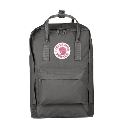 Fjallraven Kanken Laptop 15 Super Grey