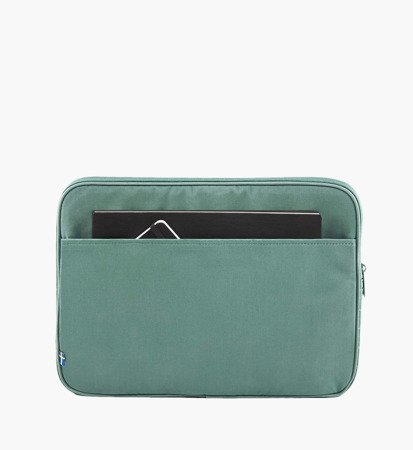 Fjallraven Kanken Laptop Case 13 Frost Green