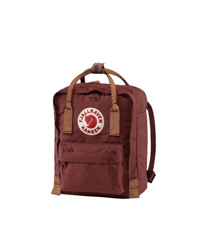 Fjallraven Kanken Mini Ox Red Goose Eye