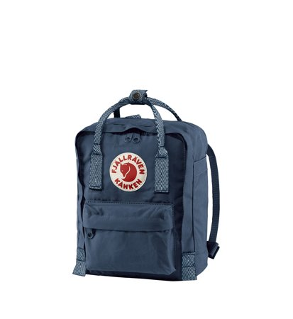 Fjallraven Kanken Mini Royal Blue Goose Eye