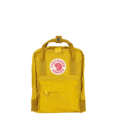 Fjallraven Kanken Mini Warm Yellow